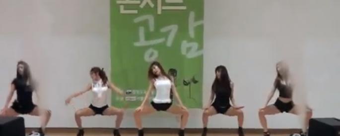Hot-girl-dance-at-all-boy-school